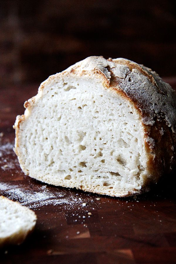 Homemade White Boule | The Best Gluten-Free Bread Recipes From Gluten-Free Artisan Bread in 5 Minutes a Day