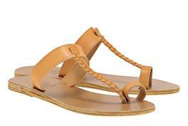 Ancient Greek Sandals | Melpomeni | NewSite -> WOMAN