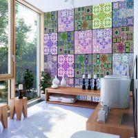 Tapeta - Magic of Colours #roomdecor #home #wallart #inspirace #waterproof #design #wow #original #oriental