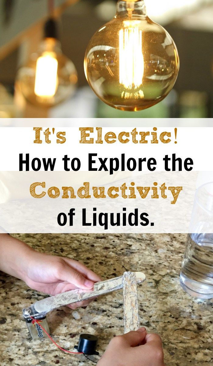 Electricity Conductor Experiment : Best homeschool chemistry images on pinterest