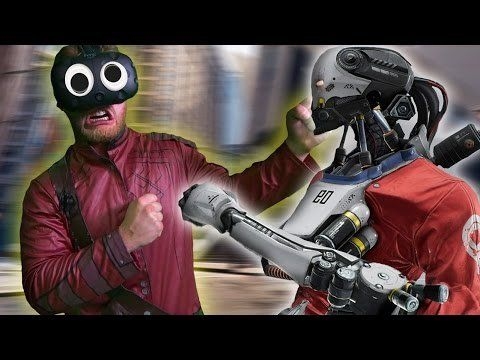 #VR #VRGames #Drone #Gaming MAN VS ROBOTS! | Robo Recall (HTC Vive Virtual Reality) Connorirl, googly eyes, hi5 studios, htc vive, in real life, irl, mixed reality, mixed reality vive, mixed reality vr, MR, robo recal vr, Robo Recall, robo recall game, robo recall irl, Robo Recall Virtual Reality, robot recall, Robot Recall game, video game in real life, virtual reality, virtual reality videos, vive, vive virtual reality, VR, vr box, vr videos #Connorirl #GooglyEyes #Hi5Stu
