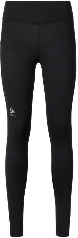 Odlo Women's Sliq Running Tights Black XL
