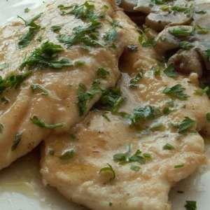 Come preparare Scaloppine ai funghi col Bimby della Vorwerk, impara a preparare deliziosi piatti con le nostre ricette bimby