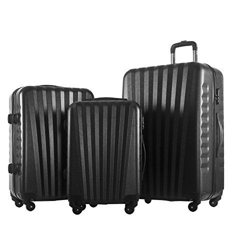 14 best TOP 10 BEST 3 PIECE UPRIGHT LUGGAGE SETS UNDER $100 ...