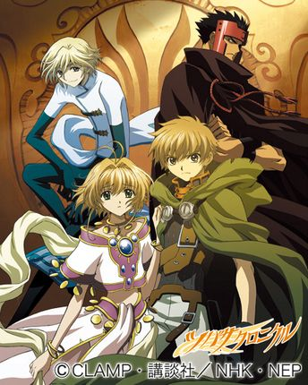 Tsubasa Reservoir Chronicle (Anime Series)