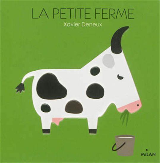 Un album tactile mettant en face-à-face des formes en volumes et des formes en creux pour pour apprendre à reconnaître 10 animaux de la ferme.