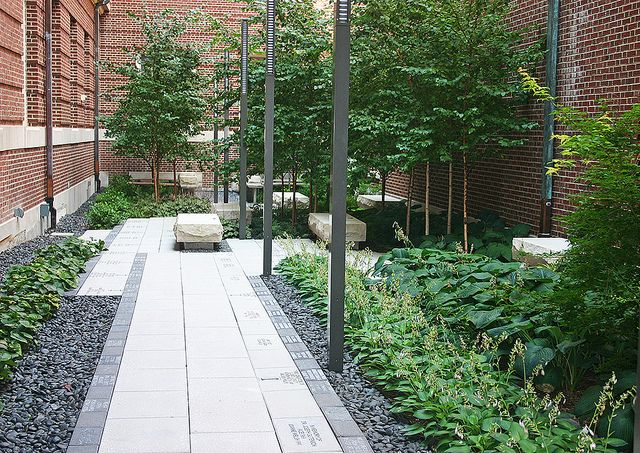 17 best images about market walk on pinterest front for Landscaping a courtyard pictures