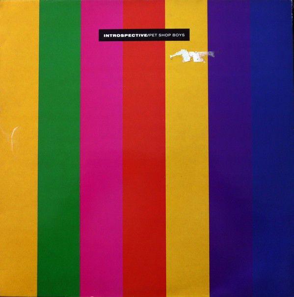 Pet Shop Boys Introspective Releases Discogs Pet Shop Boys
