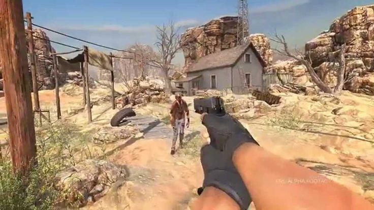 Arizona Sunshine  Ankündigungs-Trailer HD (1080p) (Steam VR Game) #vr #virtualreality #oculus #oculusrift #gearvr #htcvivve #projektmorpheus #cardboard #video #videos