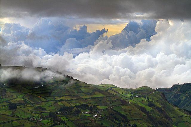 Simiatug, Ecuador