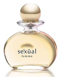 Exclusive to A.S. Cooper's, Bermuda - Sexual Femme. Deliciously feminine, its intoxicating chocolate accord flows into a pink blend of luscious red-berries, raspberries, and delicate rose.