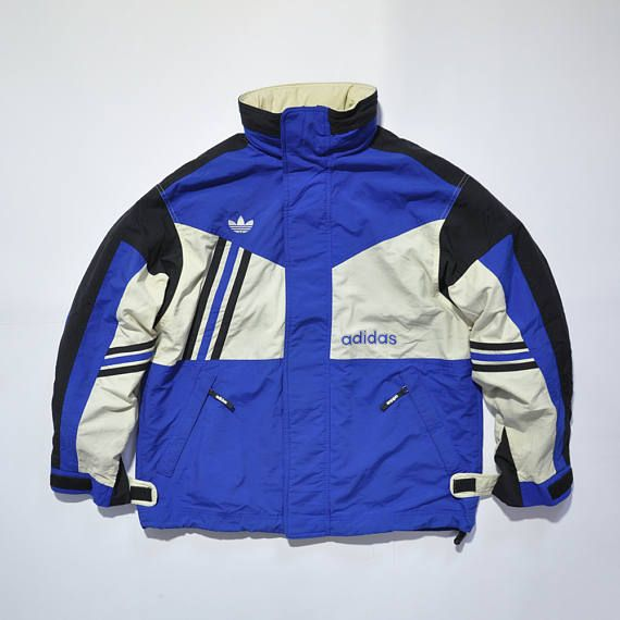 vintage adidas jacket adidas ski jacket retro adidas jacket old school adidas jacket. Black Bedroom Furniture Sets. Home Design Ideas