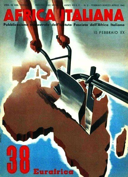 Africa italiana, 1942