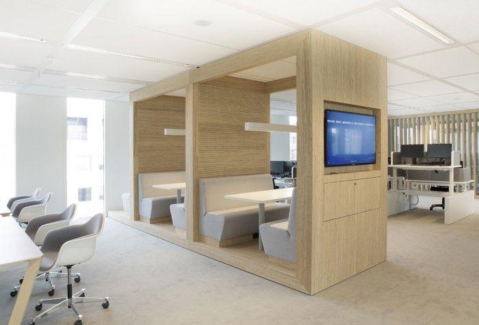 NUON nieuwAmsterdam interieur kantoor Heyligers 22 700x475 NUONs Amsterdam Headquarters / HEYLIGERS d+p