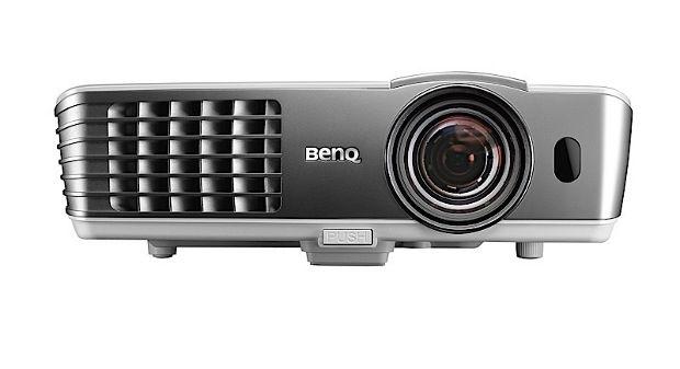 BenQ unveils two 1080p 3D projectors at CES