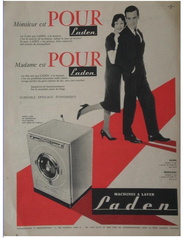 17 meilleures images propos de publicit s pour machines laver sur pinterest voitures. Black Bedroom Furniture Sets. Home Design Ideas