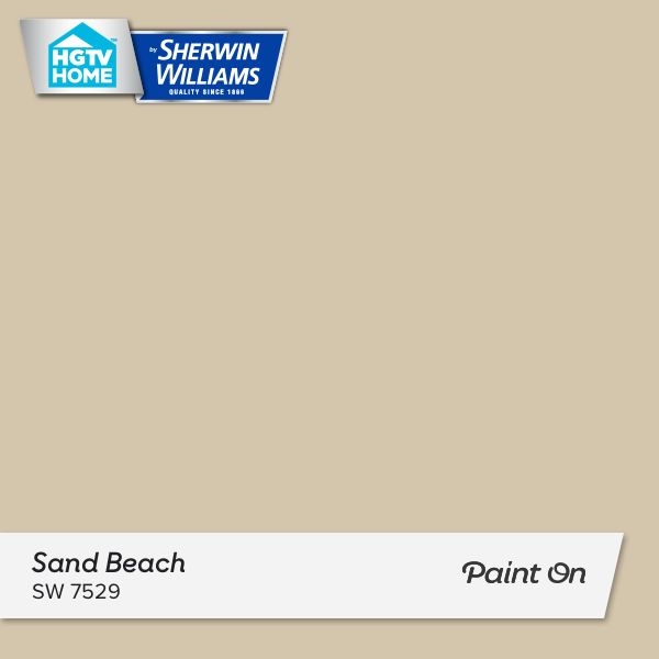 I really like this paint color - Sand Beach. What do you think? http://www.painton.com/color-collection/Traditional-Twist