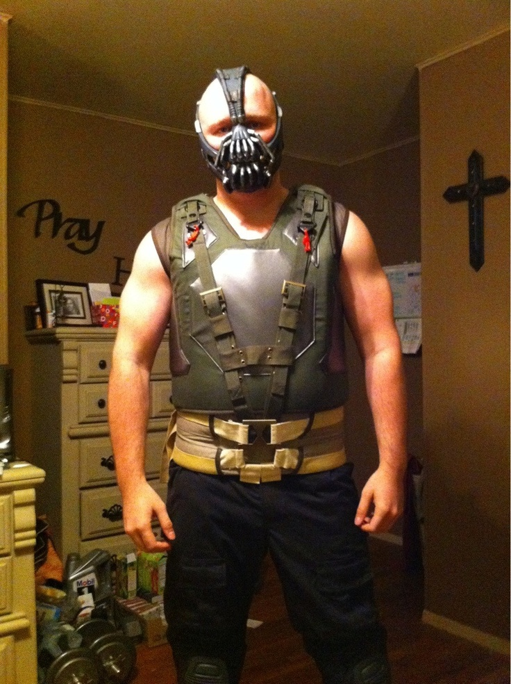 my costume so far bane cosplaytwilight bookadult halloweenhalloween - Halloween Costumes Bane