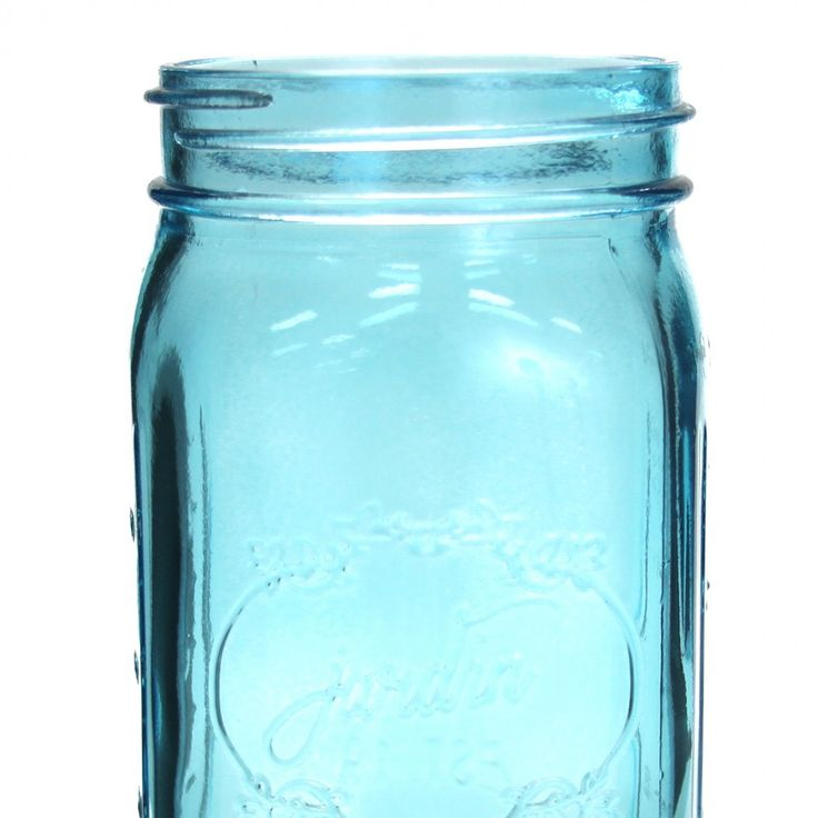 24 oz Colored Mason Jars - Blue [24 oz Blue Vintage Mason Jars] : Wholesale Wedding Supplies, Discount Wedding Favors, Party Favors, and Bul...