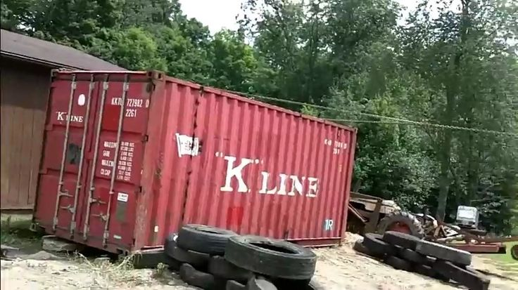 Watch the DIY UndergroundShipping Container Survival Bunker build Videos