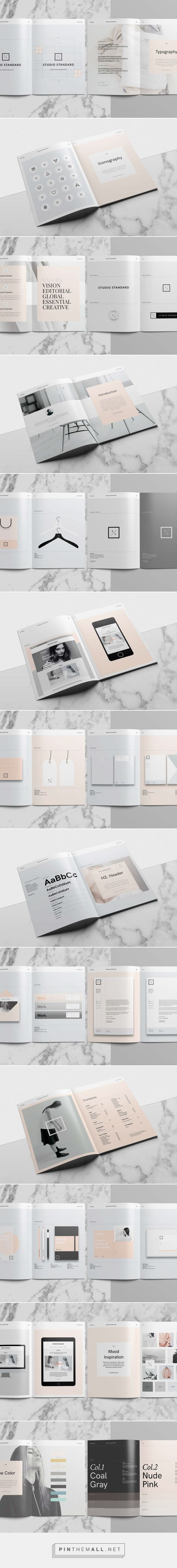 Design guidelines: Studio Standards | Abduzeedo Design Inspiration - created via…