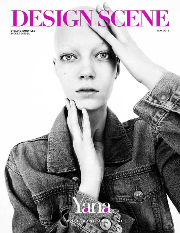 Yana by Daniele Rossi and Emily Lee for DESIGN SCENE