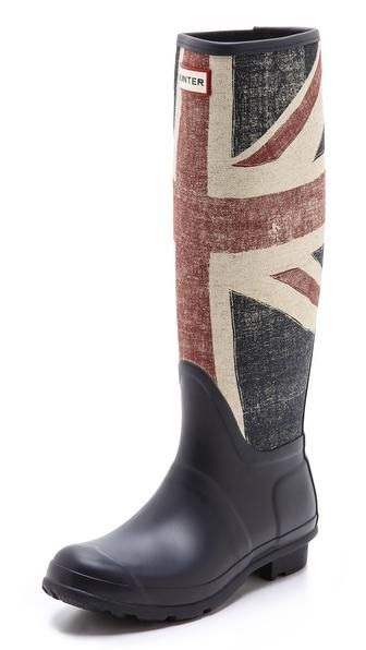 Love these Hunter Boots!