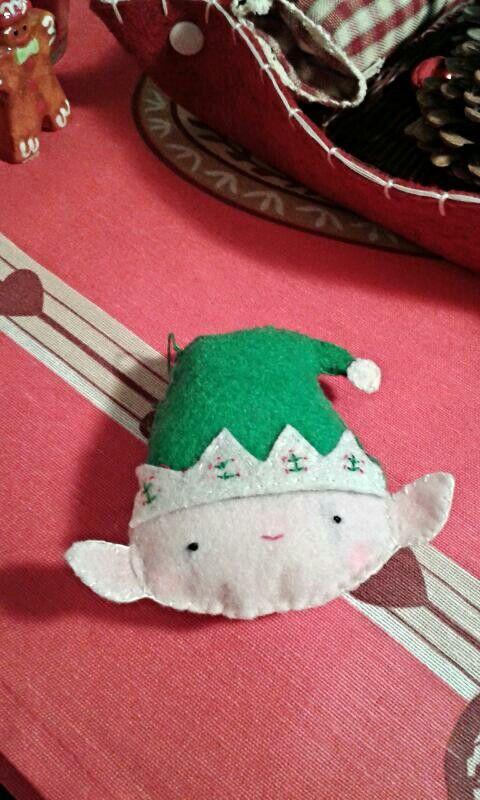 Christmas Elf #elf #craft