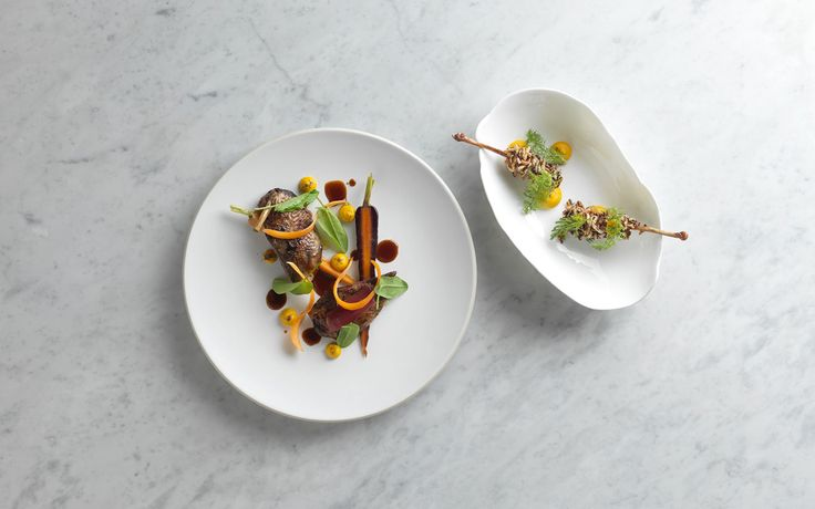 Marcus Wareing Restaurants | BuroCreative