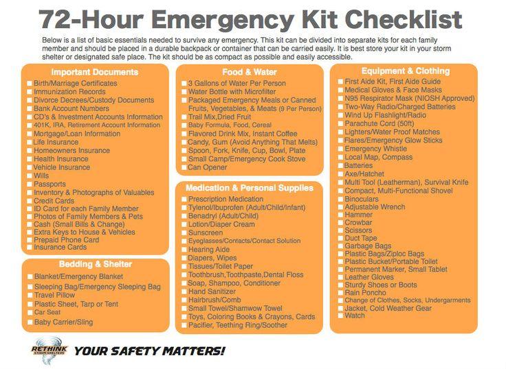 disaster preparedness checklist for pets - Google Search