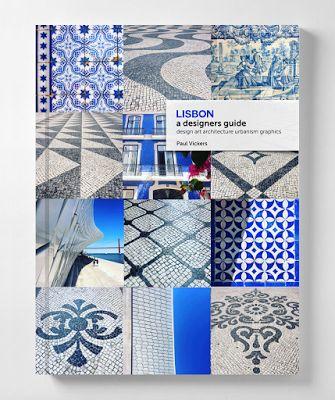 Lisbon - a designers guide, guide book, publishing, book design, lisbon, portugal,
