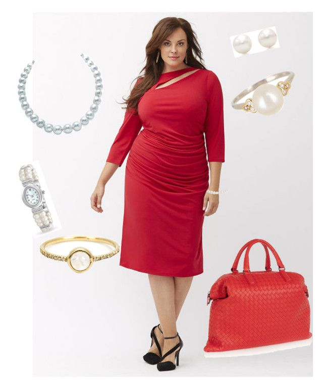 """I went to a Christmas party and i was sickening"" by corinna-smith-lockamy on Polyvore featuring Lane Bryant, Bottega Veneta, Blue Nile, Bling Jewelry, Tiffany & Co., Effy Jewelry and Irene Neuwirth"