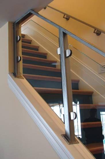 Oltre 1000 idee su rampe escalier inox su pinterest rampe escalier legno massiccio e decorazione for Idee rampe escalier