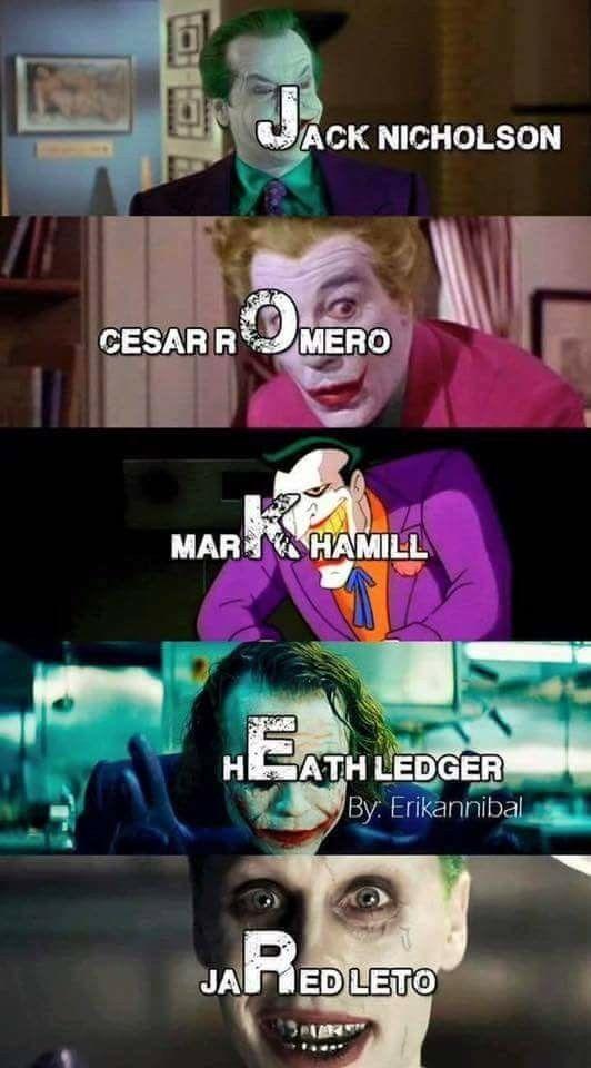 #Joker #DCEU