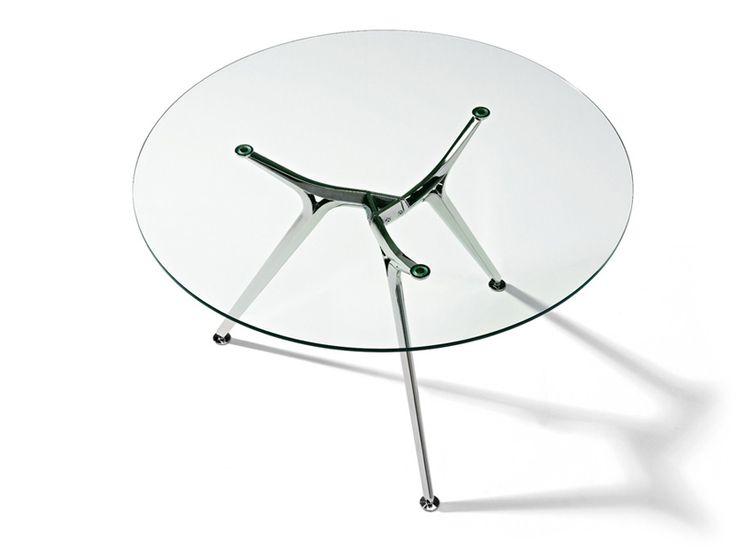 Büro Schreibtisch / Besprechungstisch ARKITEK By ACTIU Design Marcelo Alegre