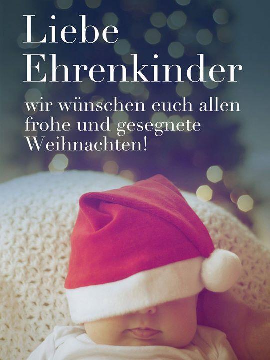 Wünsch Euch Allen Frohe Weihnachten.Liebe Ehrenkinder Wir Wünschen Euch Allen Frohe Und Gesegnete