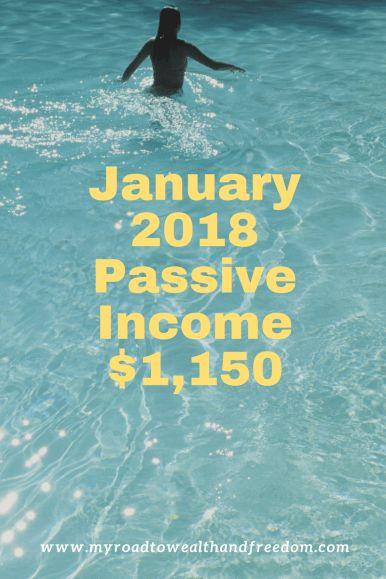 Passive Dividend Income