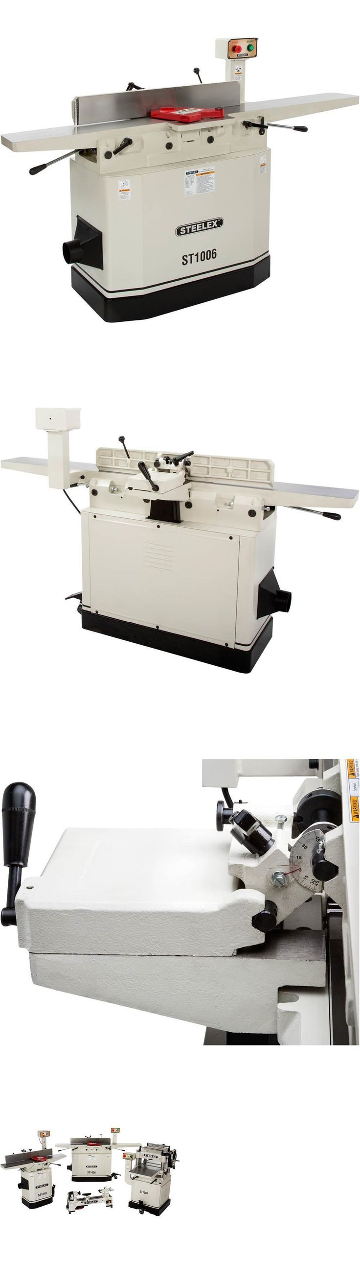 Tools 40 102 promax cast iron router table extension free shipping - Router Tables 75680 St1006 8 Jointer With Adjustable Beds Free Shipping