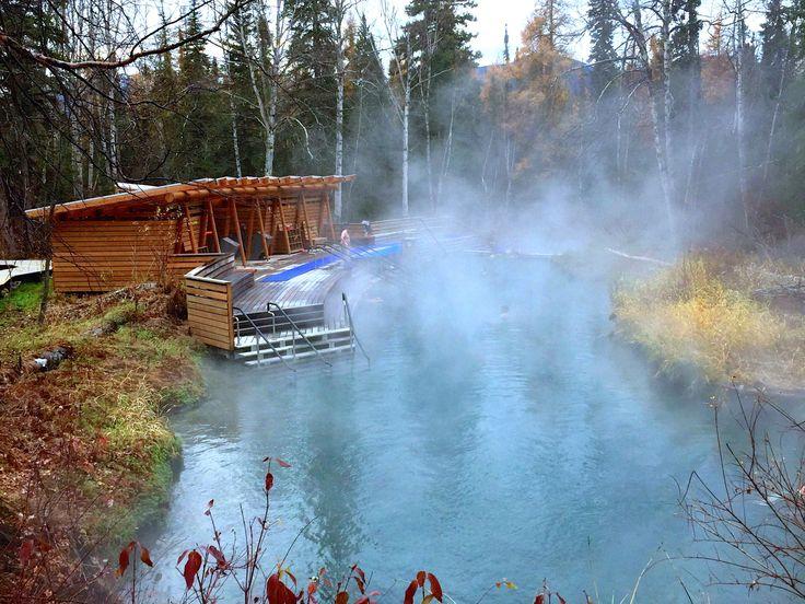 5.  Liard River Hot Springs Provincial Park