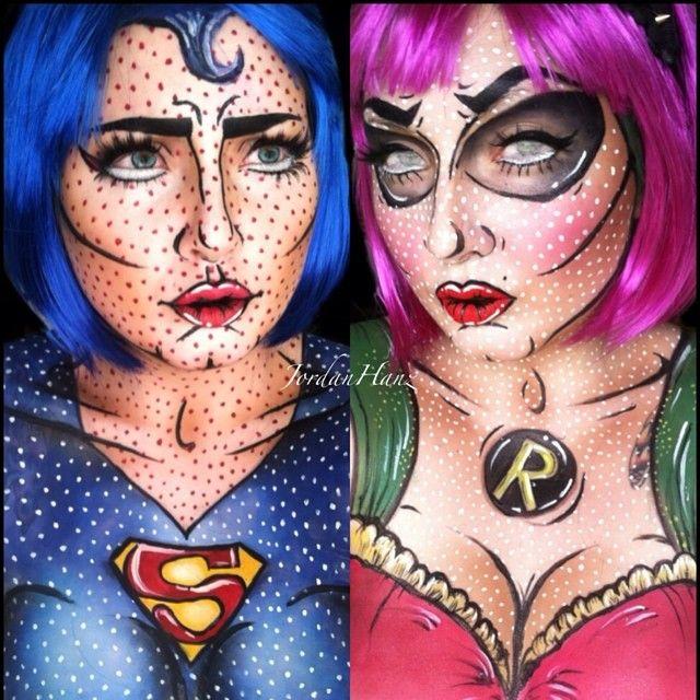 54 best Jordan Hanz makeup images on Pinterest | Halloween ...