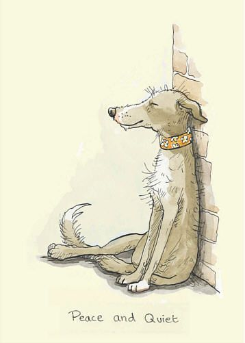 Peace and Quiet - Anita Jeram