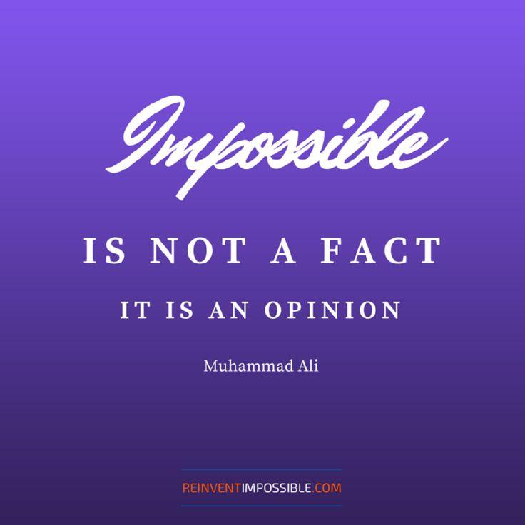What's Impossible?? #success #motivation