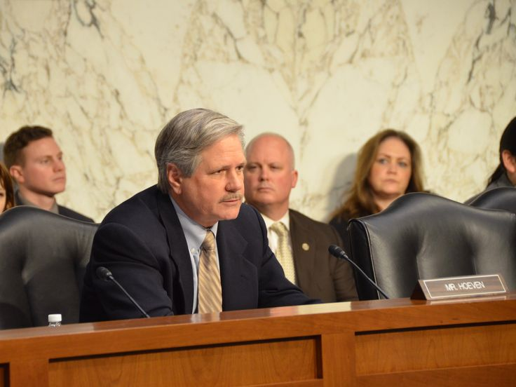 Sen. John Hoeven (R-North Dakota) and Sen. Tom Udall (D-New Mexico) are taking control of the key panel.