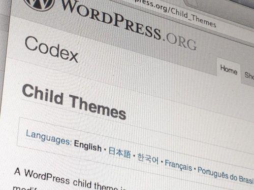 A Guide To: WordPress Child Themes Development