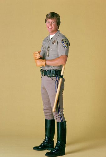 Larry Wilcox as John on CHiPs