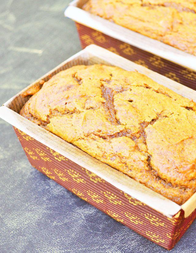 The Best ever Pumpkin Bread Recipe!