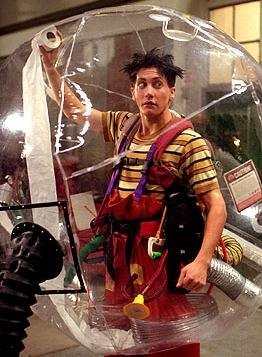 jake gyllenhaal - bubble boy