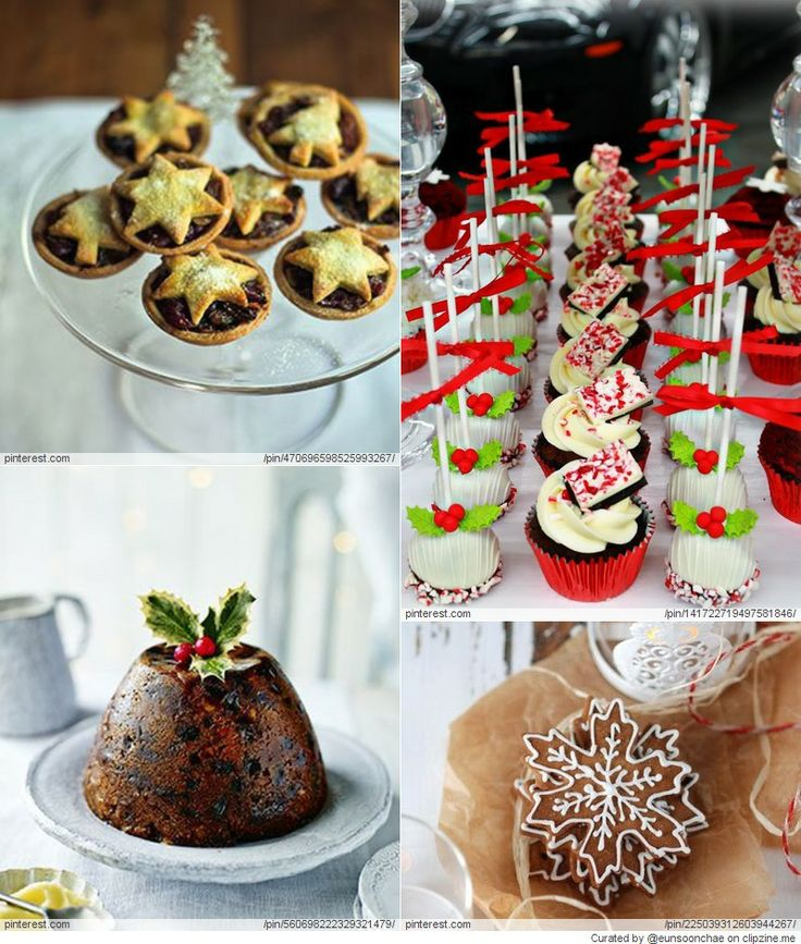 christmas desserts pinterest - photo #4