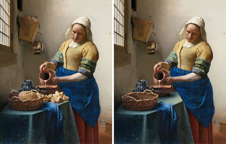 Gluten-Free Museum – Supprimer les sources de gluten dans les peintures classiques (image)
