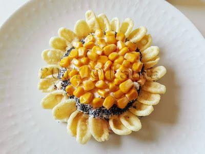Laura in cucina: Girasole di insalata russa